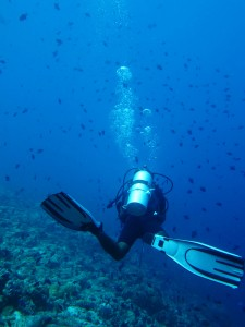 Nitrogen Narcosis Scuba Diving Accident