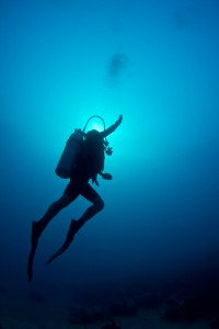 Out of Air Emergency - Scuba Diving Accident